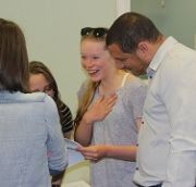 School Celebrates Good GCSE Results